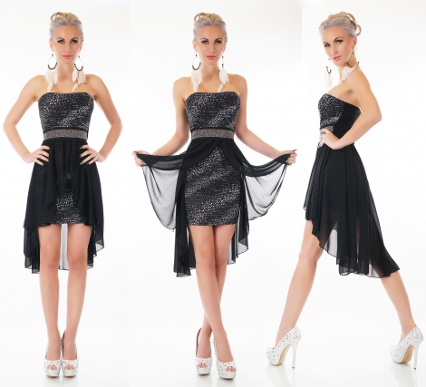 Trendstylez - lange Kleider & atemberaubende Abendkleider
