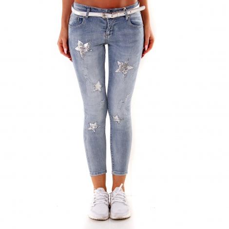 trendstylez sexy jeansmode skinnyjeans h ftjeans. Black Bedroom Furniture Sets. Home Design Ideas