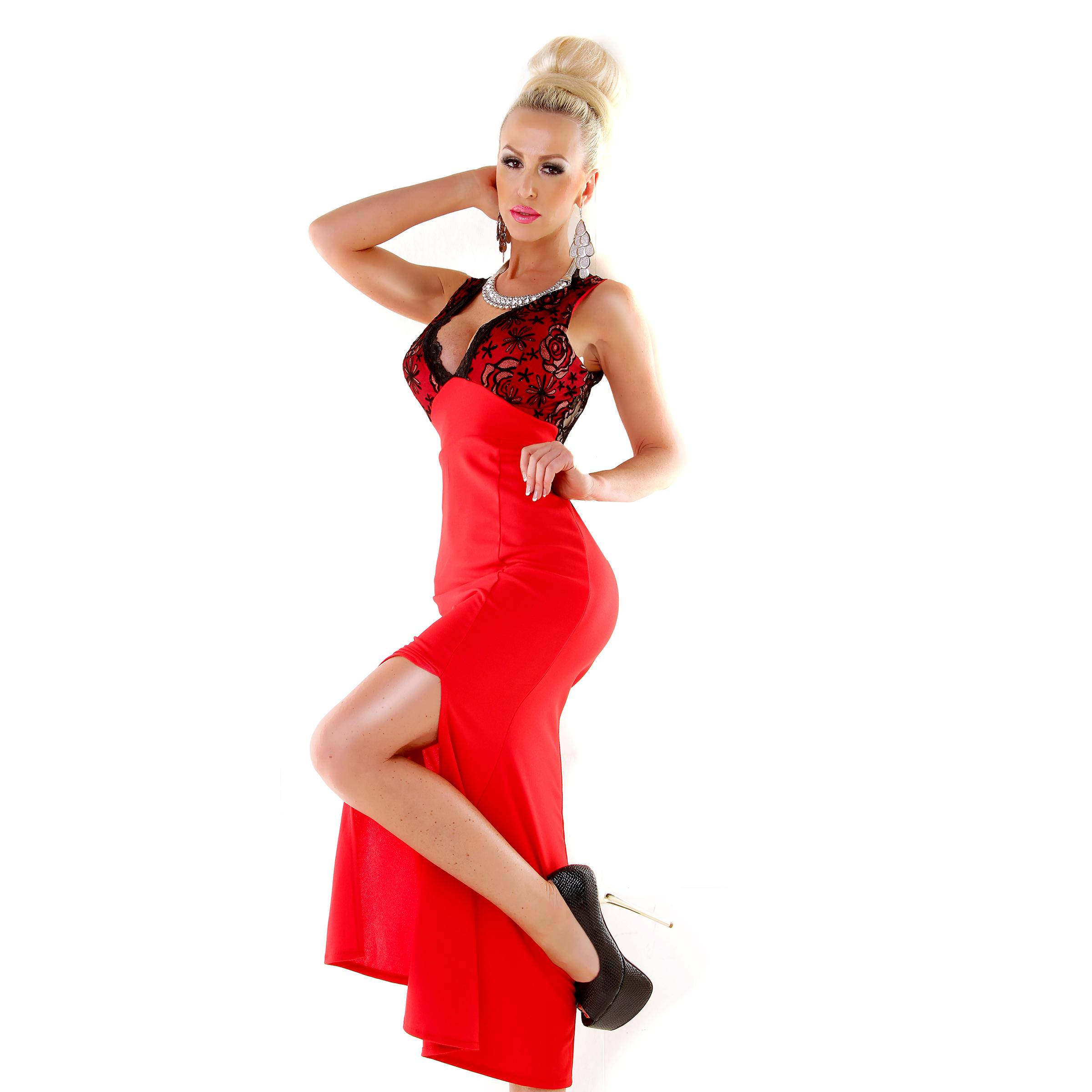 Tolle Cocktail Kleid Rot Zeitgenössisch - Brautkleider Ideen ...