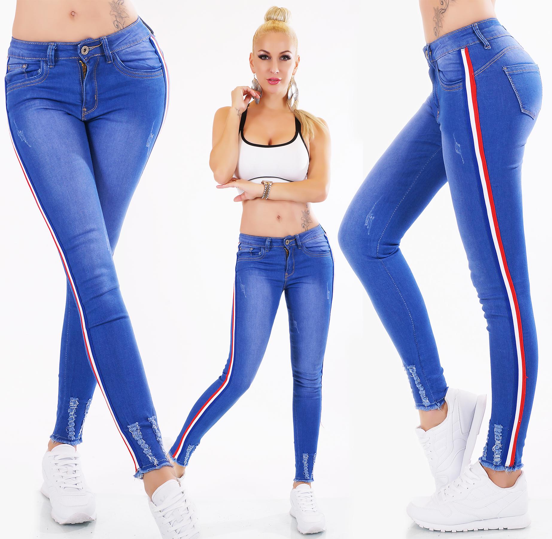 gute Qualität Release-Info zu Großbritannien Trendstylez - Super Stretch Skinny Jeans
