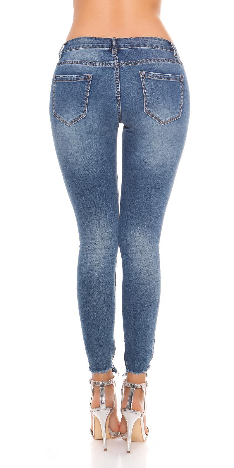 trendstylez skinny jeans mit strass. Black Bedroom Furniture Sets. Home Design Ideas