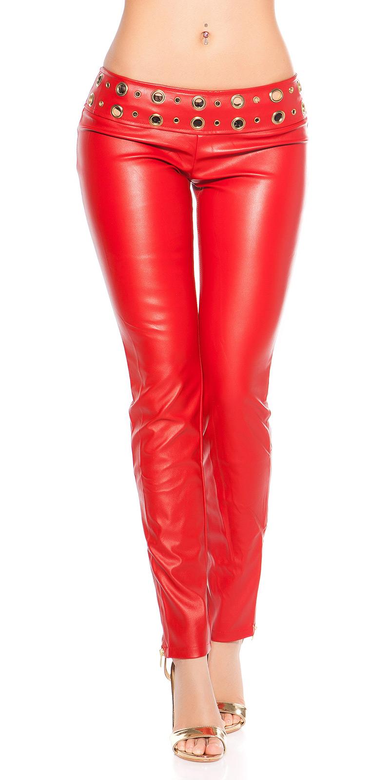 bestbewertetes Original suche nach neuestem Tropfenverschiffen Trendstylez - Sexy Skinny Lederhose