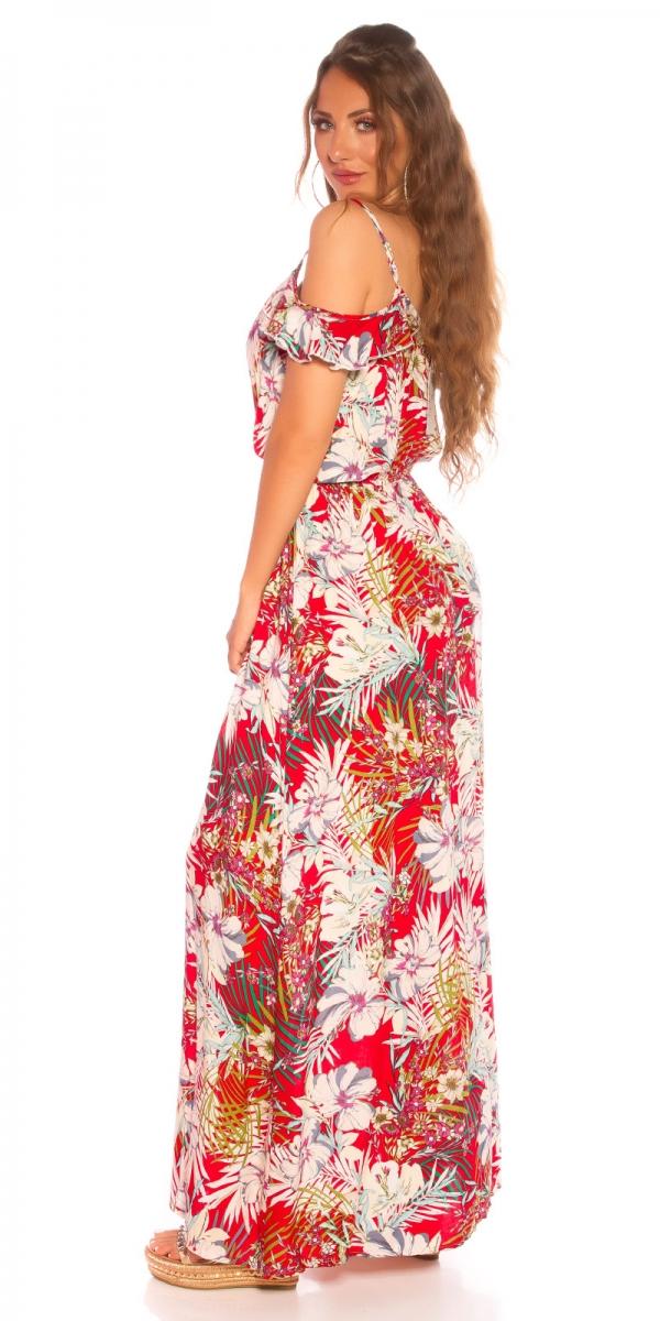Trendstylez - Maxi- Sommer Kleid