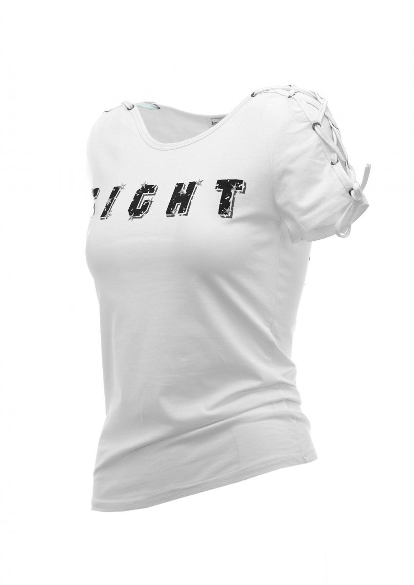 trendstylez tailliertes shirt mit schn rleisten. Black Bedroom Furniture Sets. Home Design Ideas
